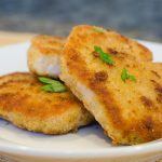 Crispy Breaded Pork Chops